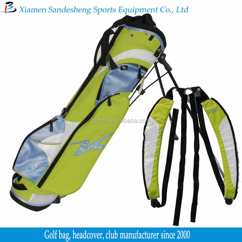 Golf Shoe Bag With Shoulder Strap