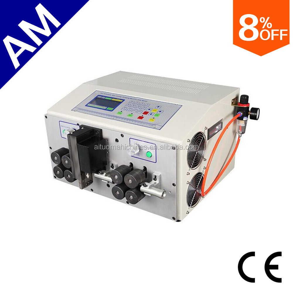 Automatic Pvc Jacket Wire Strip Machine, Automatic Pvc Jacket Wire ...