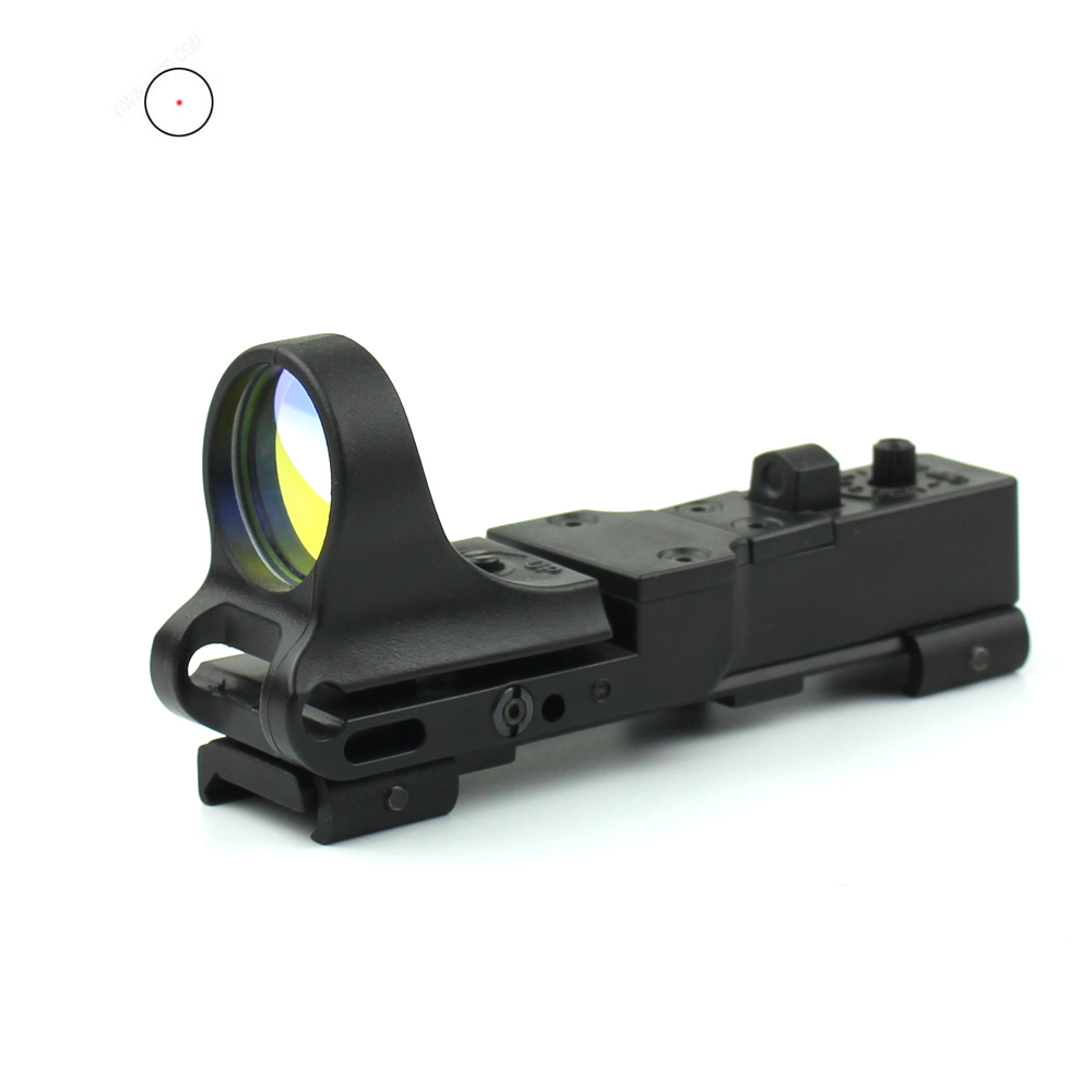 600g shock resistant ar15 tactical red dot sight