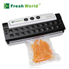 vacu seal machine with bags storage,Vacuum food sealer,House stand Vacuum Sealer work from home packing