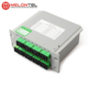 MT-1081-16 China Supply Huawei 1*16 Type Fiber Optic Splitter Cassette Type PLC With SC APC Adaptor