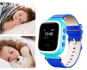 Cheap Ios and Android kids cell phone watch smart watch phone Q90 Q80 q50 q60 kids gsm sps tracker watch