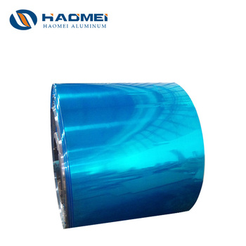Color Coated Anodized Aluminum Sheet Metal Roll Price