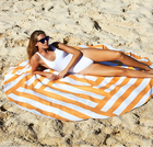 2019 trending products lowest price new product custom printed hot sexy girl photo super absorbent round beach towel