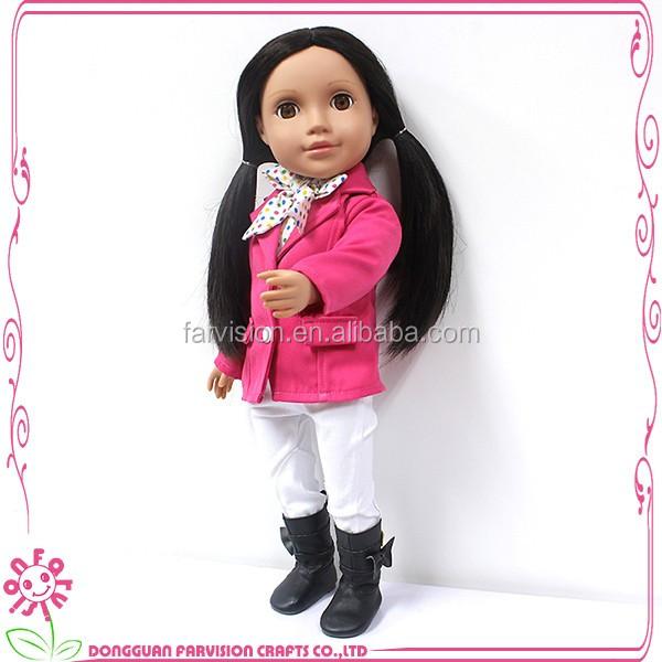 Educational plastic doll Christmas baby doll toys