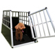 Outdoor large portable folding pet car crate kennel dog animal cage