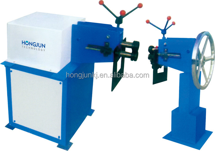 Electric Wire roll machine