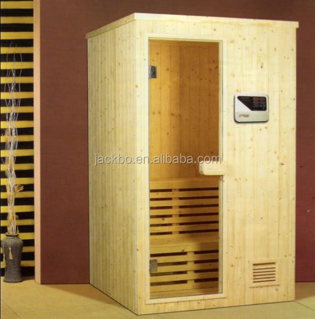 Como Hacer Una Sauna. Cool El Espacio Donde Se Har El Sauna With ...