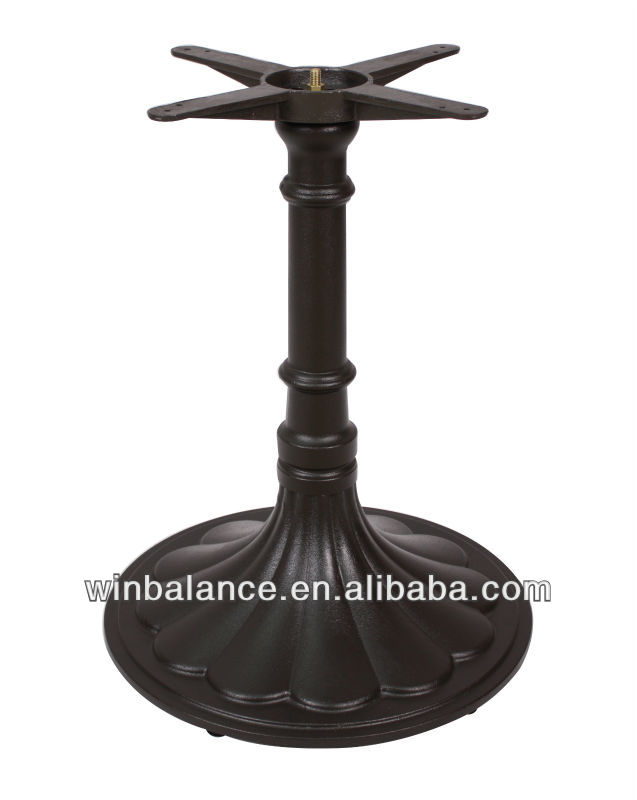 Win Balance Cast Iron antique Table Base
