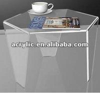 Decent acrylic cheap computer desk