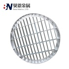 Trench Steel Grating High strength factory supply cast iron trench drain grates/grating