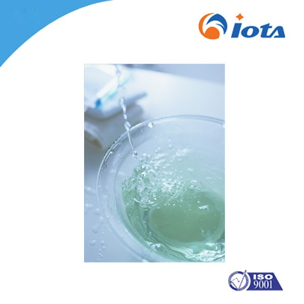 IOTA branded silicone liquids for production of textile chemicals