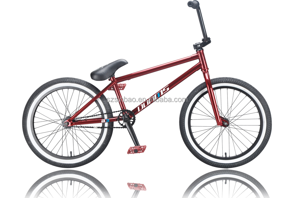 20 inch chromoly BMX bike racing game to play