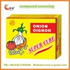 Flavour meat and vegetables Bouillon Cube 10g packing