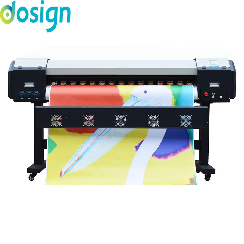1 8m advanced new cheap eco solvent pvc flex banner sticker printing machine price for advertisement printing