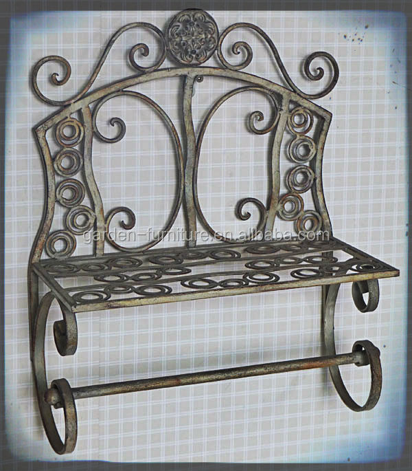 Amazoncom: vintage towel holder