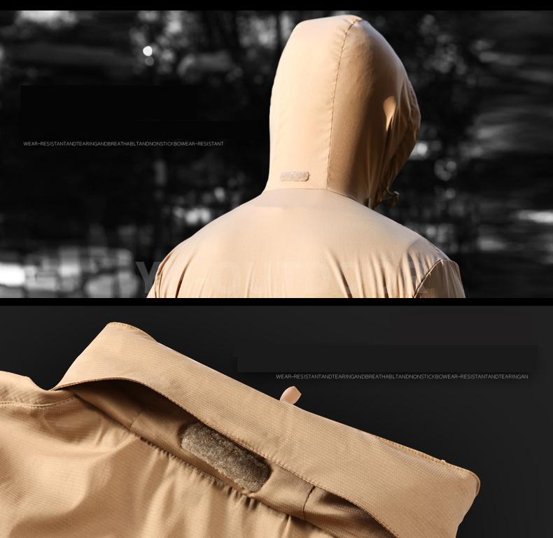 Militar tactico กองทัพทหาร veste tactique ยุทธวิธี coats anti อินฟราเรด camouflage เสื้อผ้า Chaqueta tactico