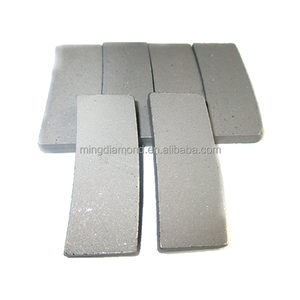 40*6*15mm Durable Sandstone Cutting Tools of Diamond Sandstone Segment For Indonesia Market