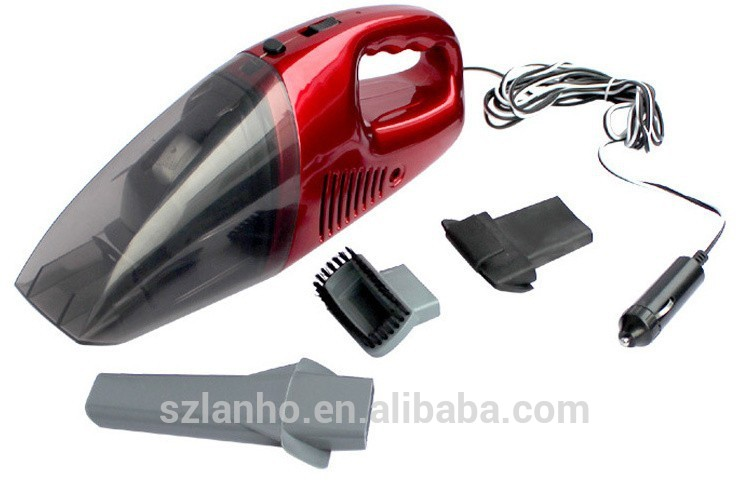 2016 portable high-power Wet Dry Car Vacuum cleaner
