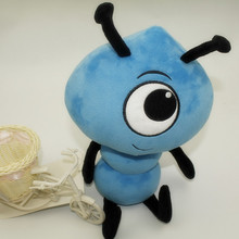China factory wholesale large quantity ant plush toys for sale