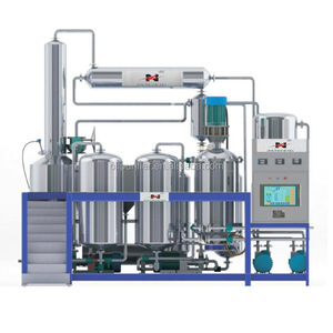 Waste Oil Distillation System, Base Oil Distillated System,Waste Black Engine Oil Change to Yellow Base Oil Series BOD