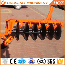 Cheaper farming tractor implement machine paddy soil disc plough for Australia