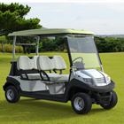 Good price 4 Seats Electric Golf Cart with 2 seat and stable quality products