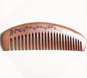 Personalized Colorful Shape Wood Comb Hair Dryer