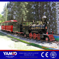 Christmas Train! Garden Train/Amusement Electric Mini Train for Sale/Party Train Set CE Approved