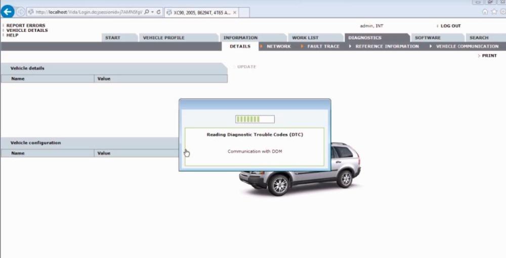 HOT VXDIAG OBD2 2014D Idiomas Completos de Diagnóstico Original Para Volvo Vida Dice Ferramenta de Diagnóstico Do Carro Profissional Dice Pro