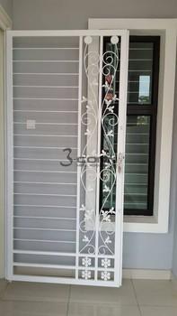 Window \u0026 Door Grille ~ Wrought Iron & Window \u0026 Door Grille ~ Wrought Iron - Buy Window \u0026 Door Grille ...