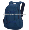 2014 Best Vertical Board Carry Laptop Backpack with Different Color Solar
