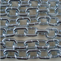 Mirror Polished Link Chain DIN763 long Link Chain