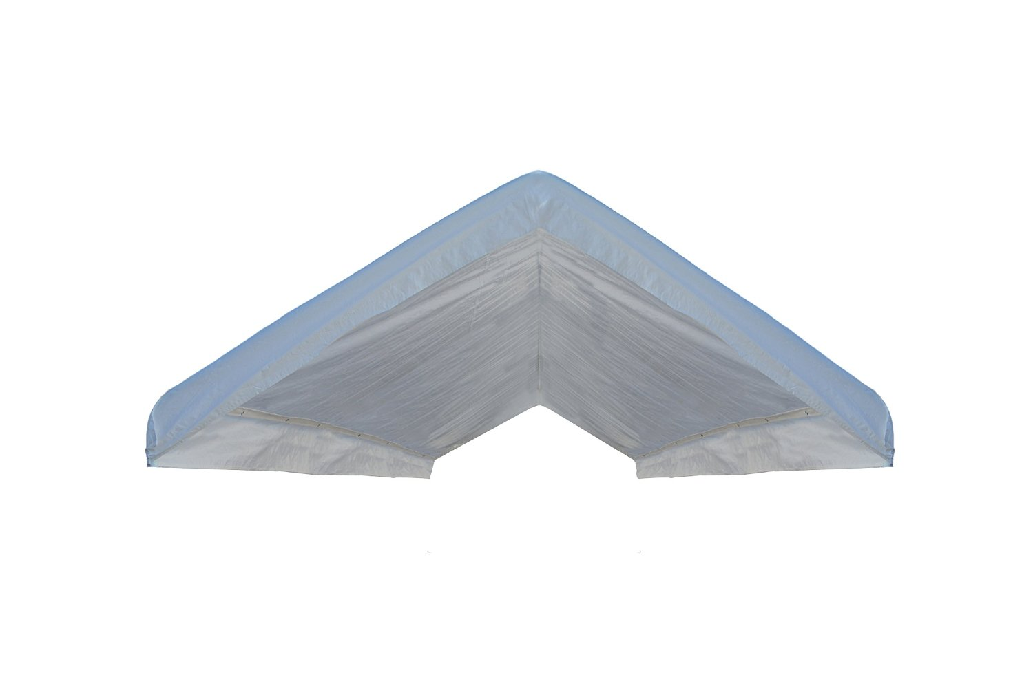 20x30 Replacement Canopy Top Cover Outdoor Party Canopy Roof Tarp (White)