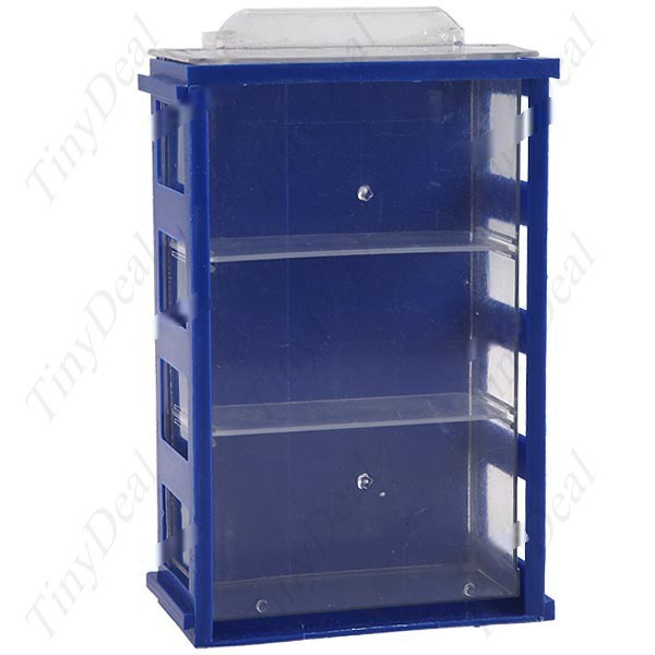 Tumbie Drawer Style Plastic Storage Box Case for Electronics Components Subassembly Parts Tools Chips CTL-35158