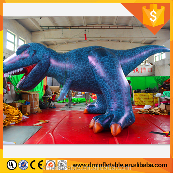 Advertisement or events giant inflatable cartoon inflatable balloon dinosaur