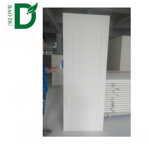 MDF moulded doors wood panel door design front door designs