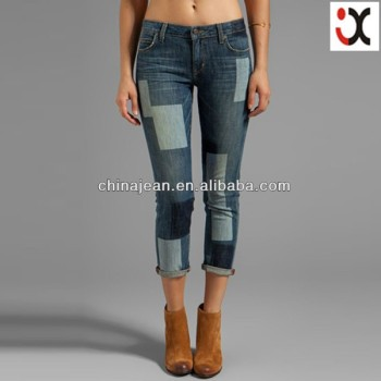 2015 Hot Low Waist Style Jeans New Design Girls Jeans Latest ...