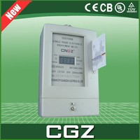 Buy IC Card prepaid electricity meter with in China on Alibaba.com