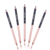 Double effect multi-function permanent 2 in 1waterproof eyebrow pencil concealer pencil