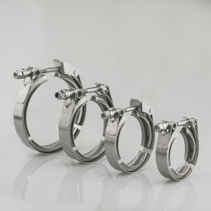 Stainless Steel Exhaust V Band Automotive Hose Clamps