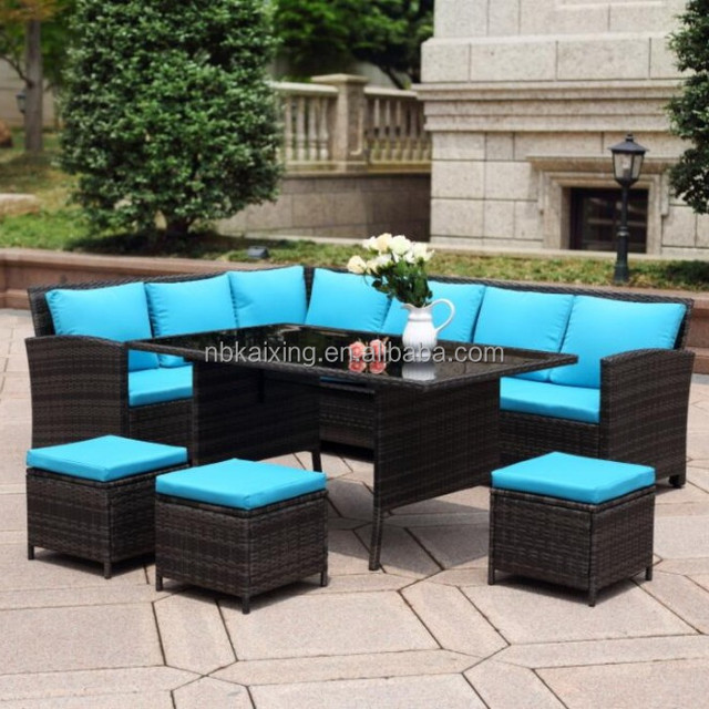 modern rattan living room furniture for sale hb419504