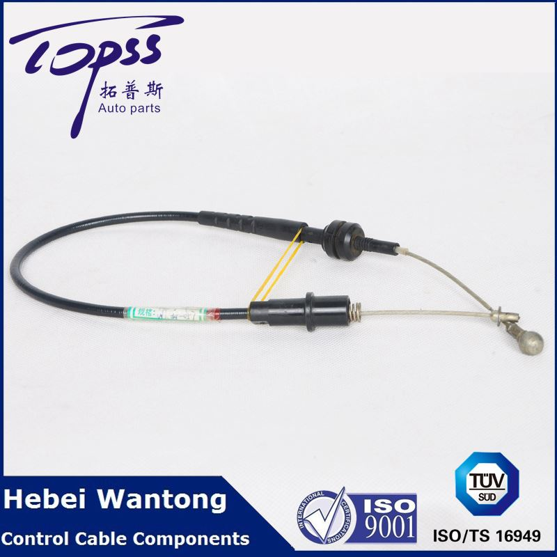 Topss 96130844 Well Design accelerator cable assembly/accelerator cable adjustment