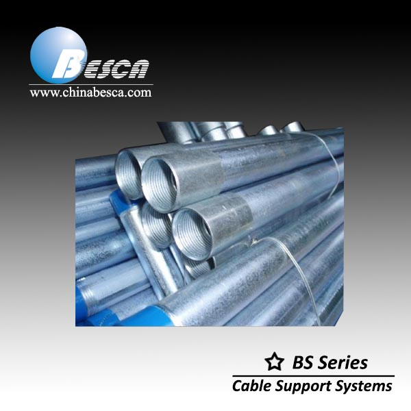 Galvanized Steel Emt Electrical Conduit Pipe - Buy Emt Conduit Pipe ...