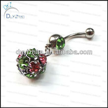 Basketball Navel Belly Ring Basketball Navel Belly Ring Suppliers