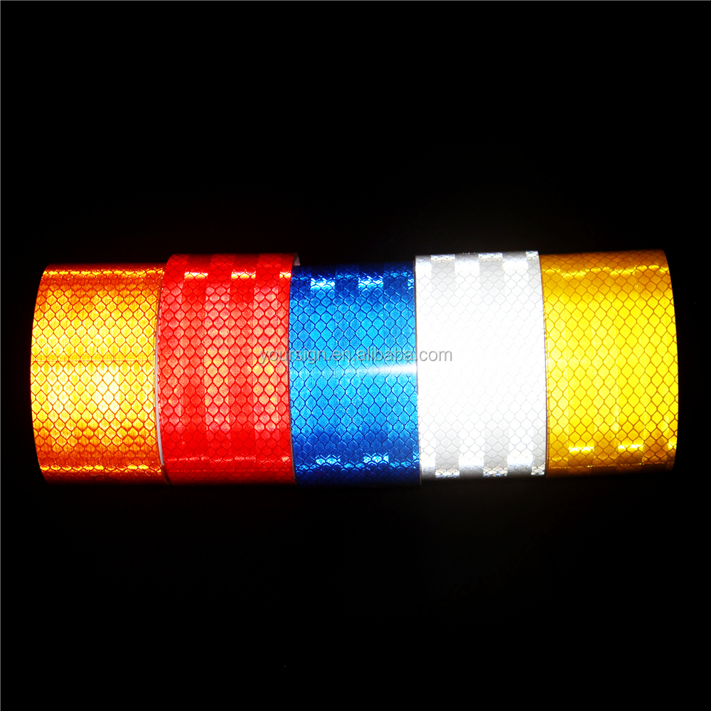 reflective film stickers 3m high visibility safety reflective tape