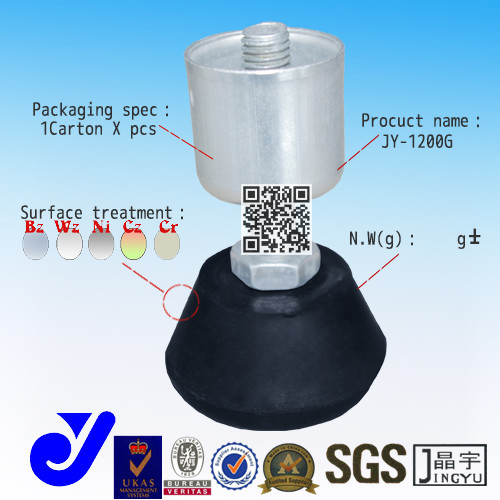 JY-1200G|foot cup for desk|multi role foot cup|environmental accesory
