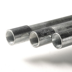 Main Product Galvanize Steel Pipe/Tube/GI Conduit Various Sizes