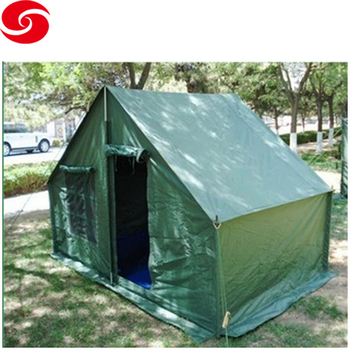 5 persons military cotton canvas tent & 5 Persons Military Cotton Canvas Tent