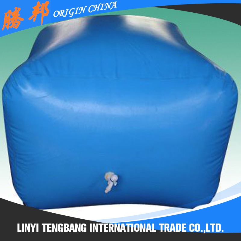 flexible plastic water tank 5000L hydration reservoir bladder